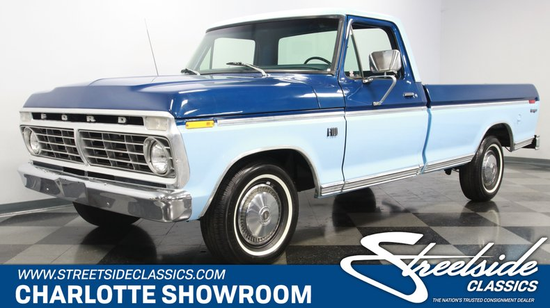 For Sale: 1974 Ford F-100