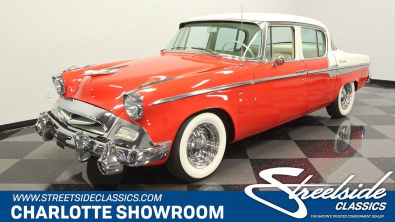 For Sale: 1955 Studebaker President