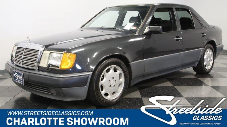 For Sale: 1992 Mercedes-Benz 500E