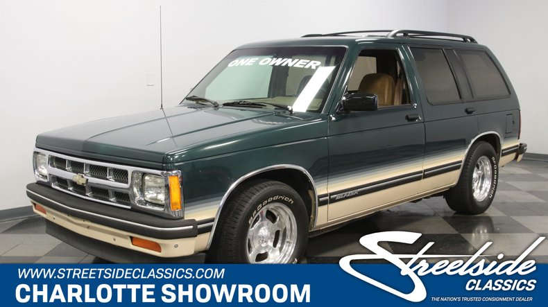 For Sale: 1993 Chevrolet S-10