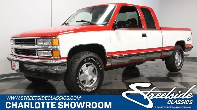 For Sale: 1996 Chevrolet K1500