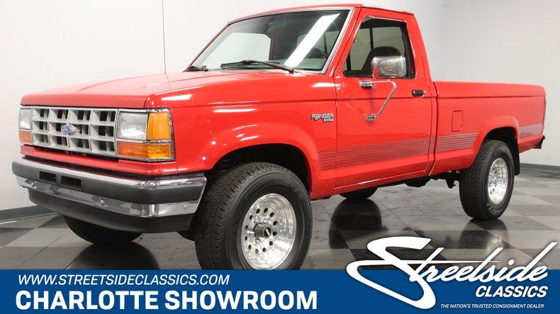 1991 Ford Ranger Xlt 4x4 For Sale 216681 Motorious
