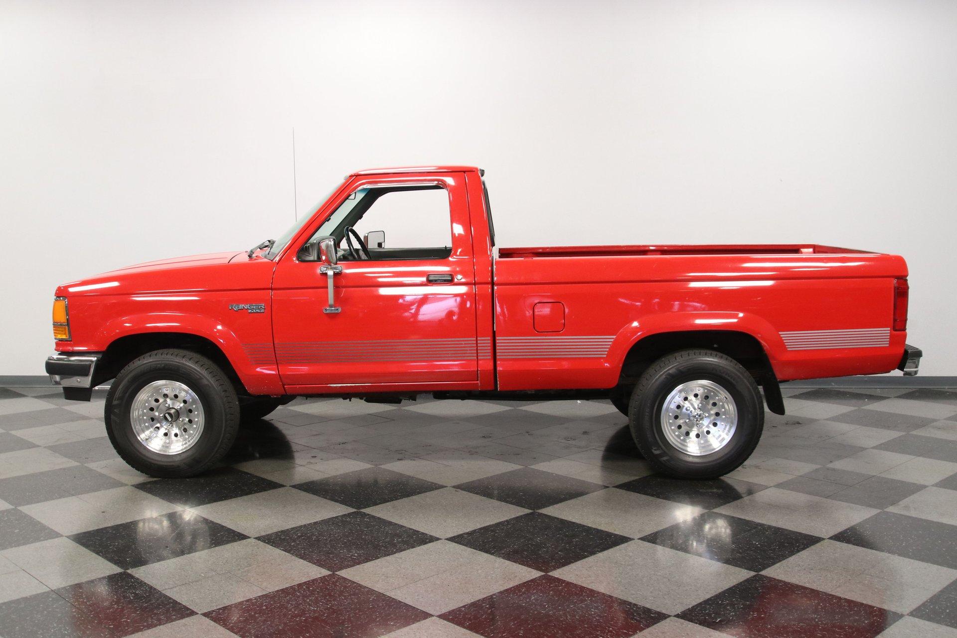 1991 ford ranger xlt 4x4