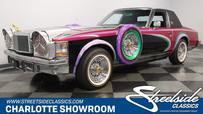 For Sale: 1979 Cadillac Seville Opera Coupe