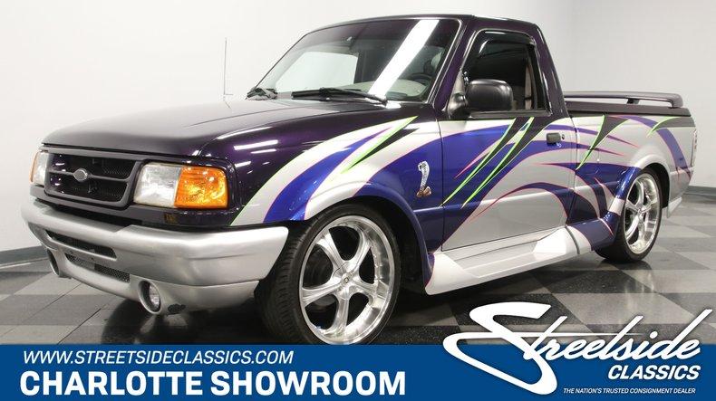 For Sale: 1996 Ford Ranger