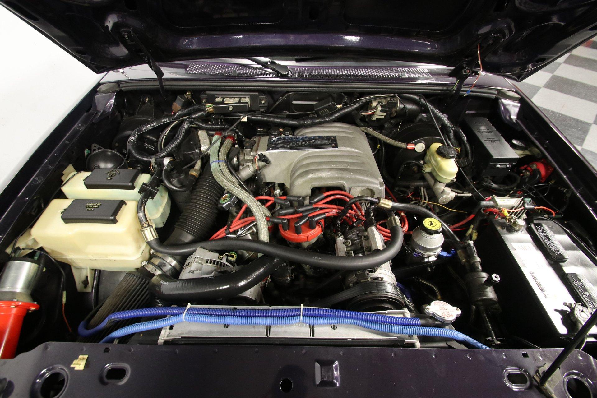 1996 ford ranger 5 0 v8