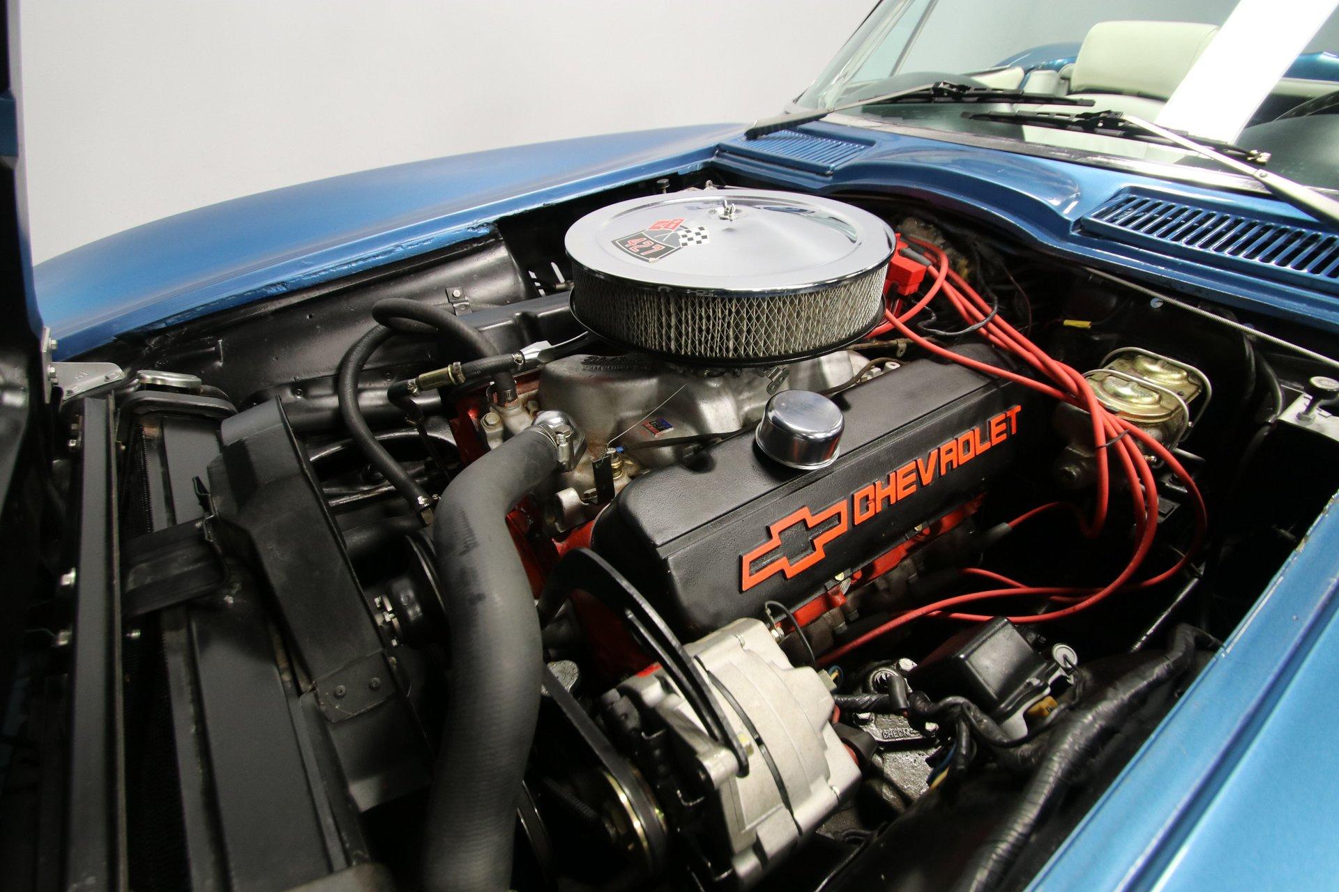 1967 chevrolet corvette 454 convertible