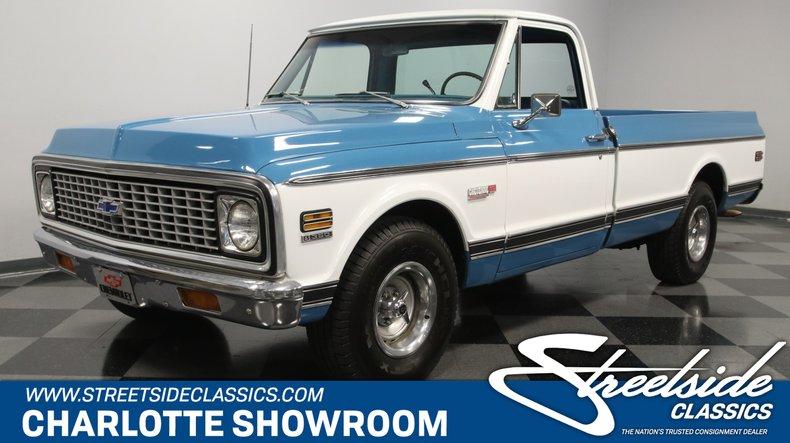 For Sale: 1971 Chevrolet C10