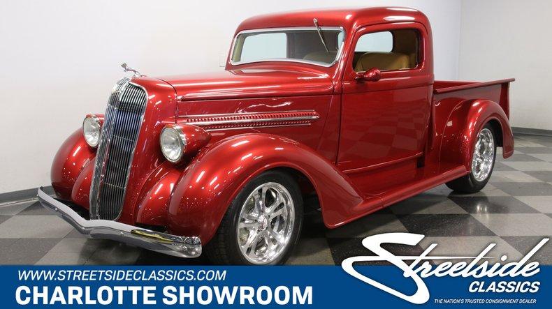 For Sale: 1936 Dodge Pickup Restomod