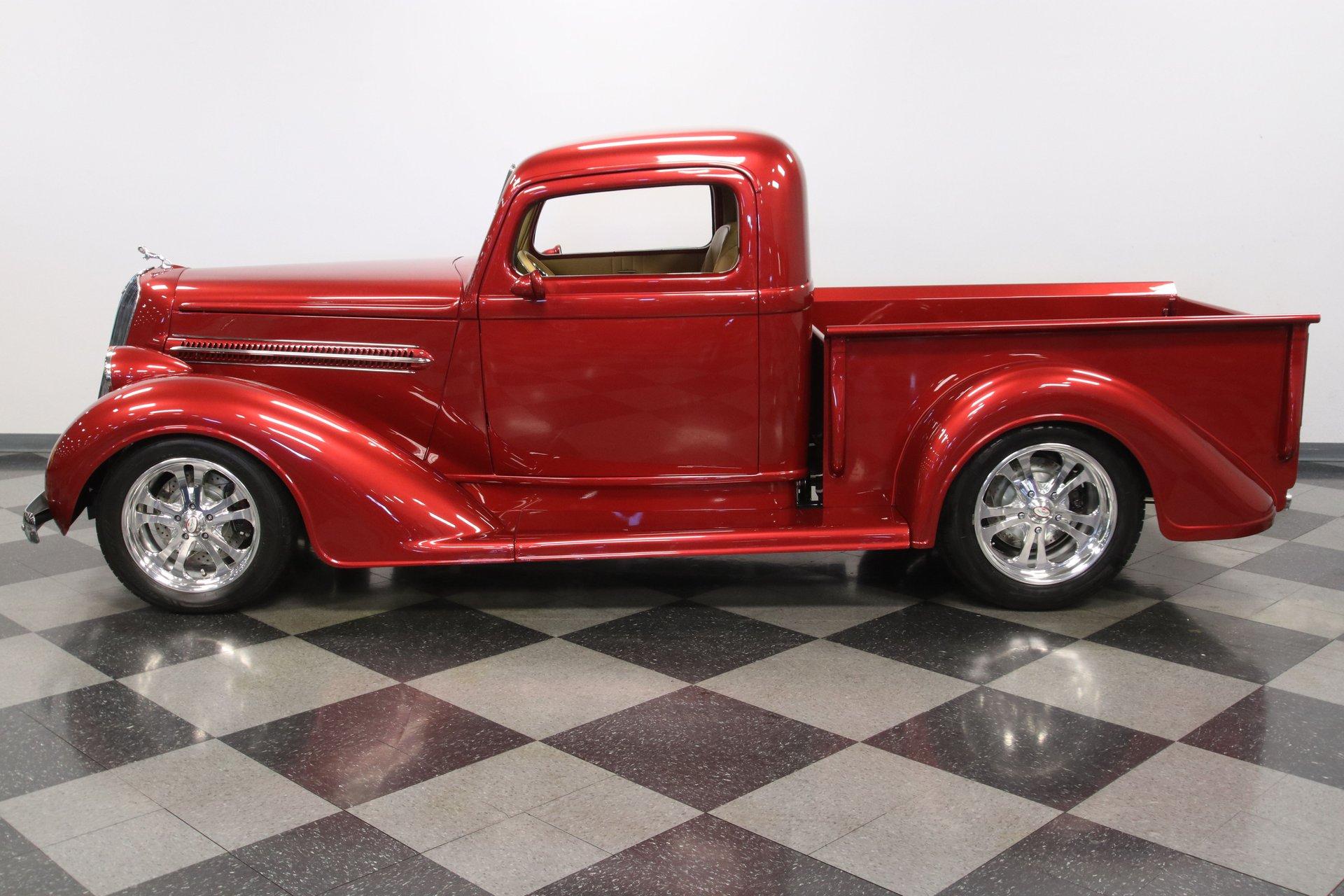 1936 dodge pickup restomod