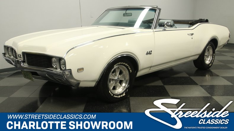For Sale: 1969 Oldsmobile 442