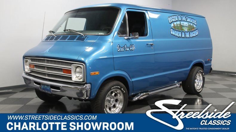 For Sale: 1977 Dodge B200