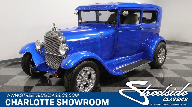 For Sale: 1929 Ford Tudor