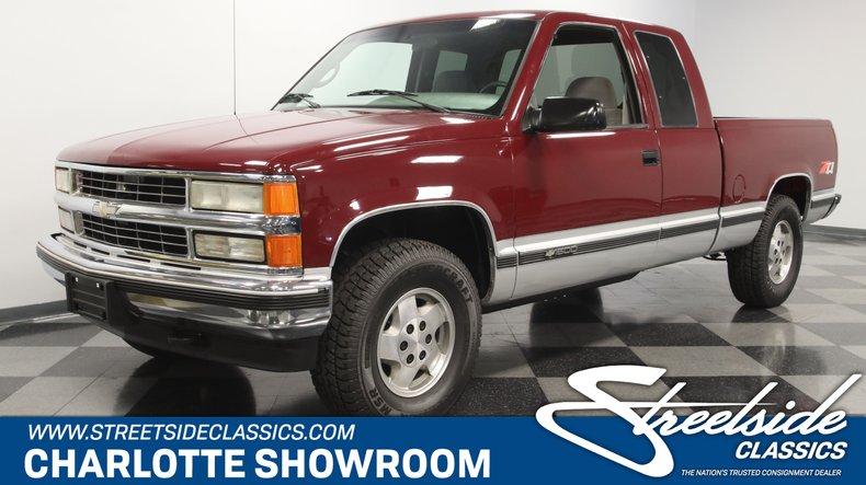 For Sale: 1995 Chevrolet K1500