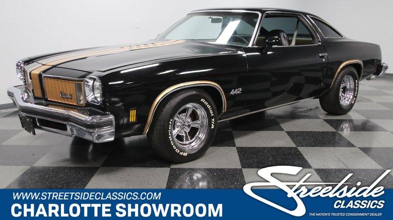 For Sale: 1975 Oldsmobile 442