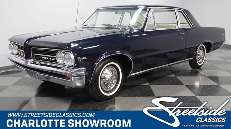 For Sale: 1964 Pontiac LeMans