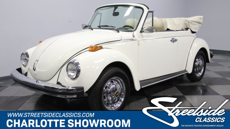 For Sale: 1977 Volkswagen Beetle