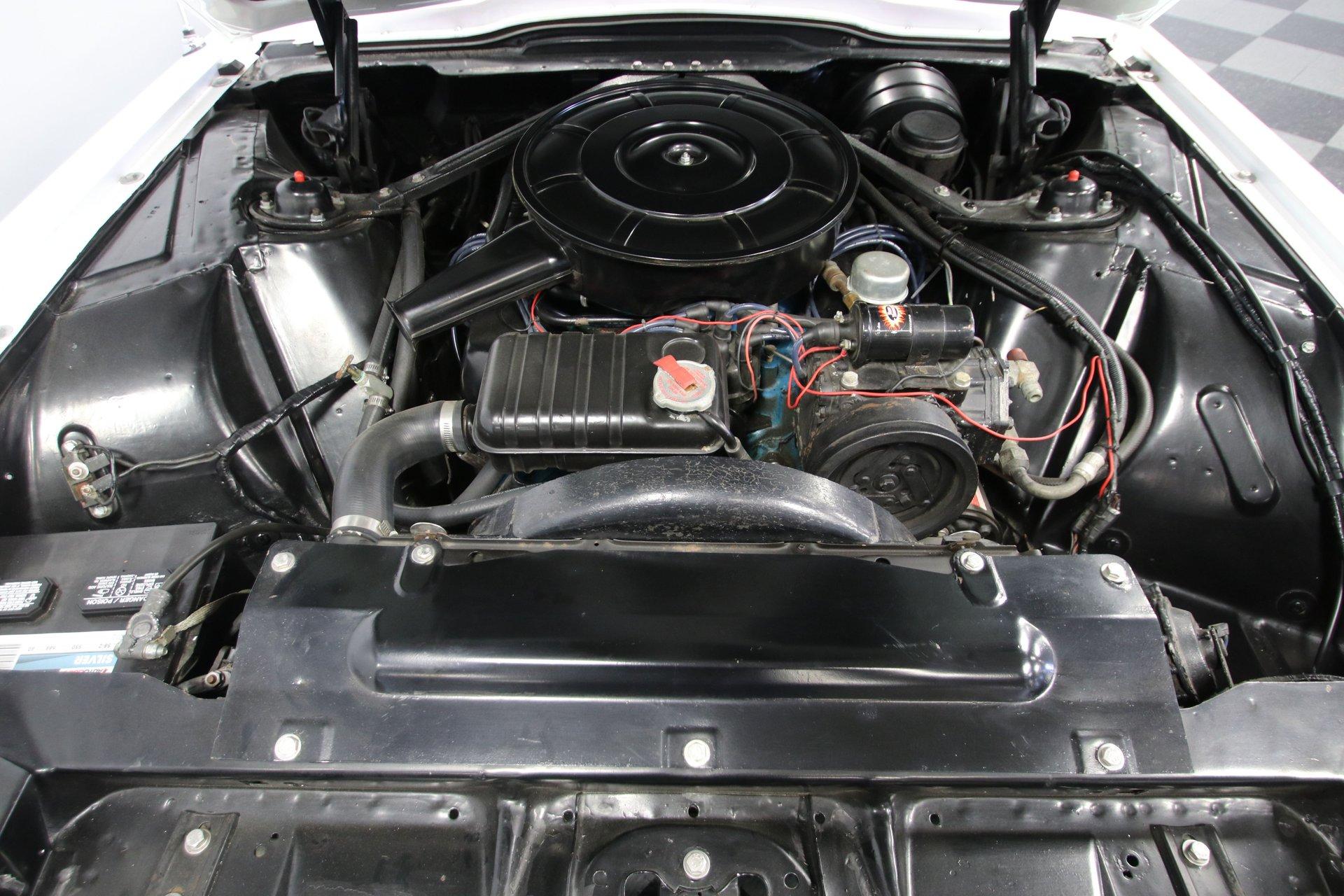 1966 ford thunderbird landau