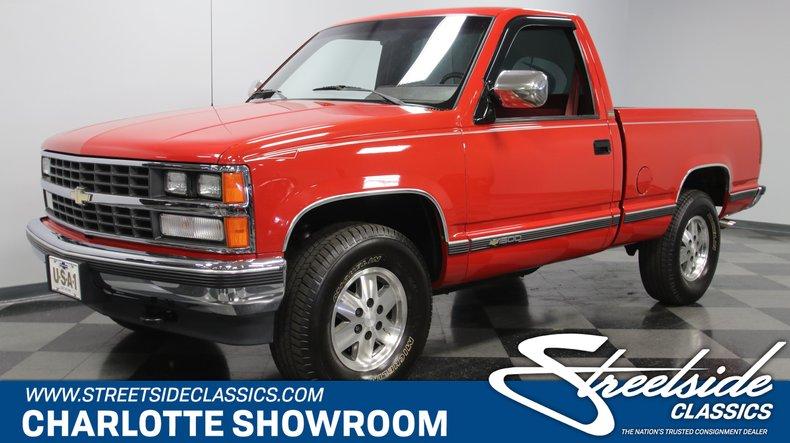 For Sale: 1989 Chevrolet K1500