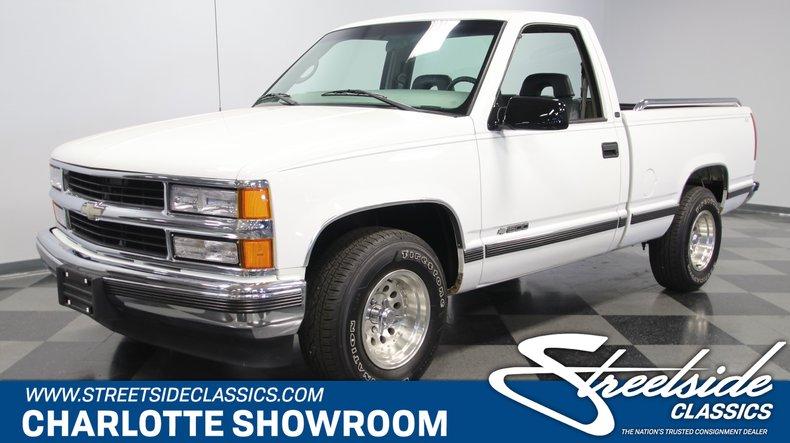 For Sale: 1998 Chevrolet C1500