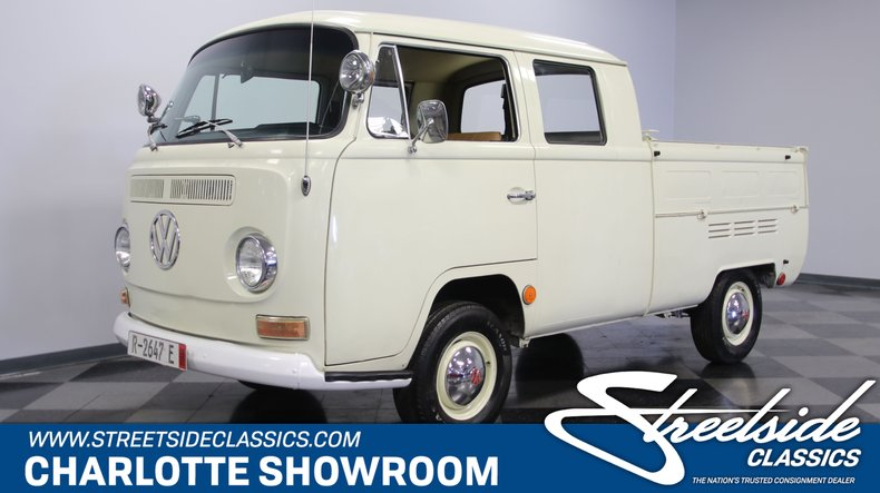 For Sale: 1968 Volkswagen Transporter