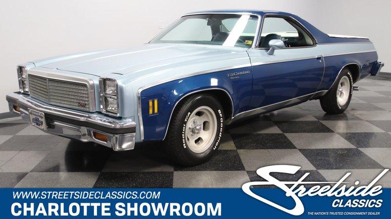 For Sale: 1976 Chevrolet El Camino