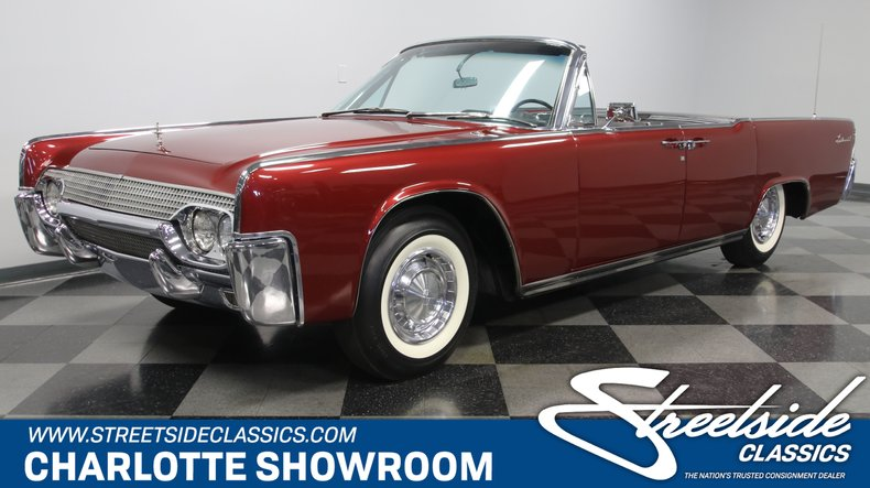 For Sale: 1961 Lincoln Continental