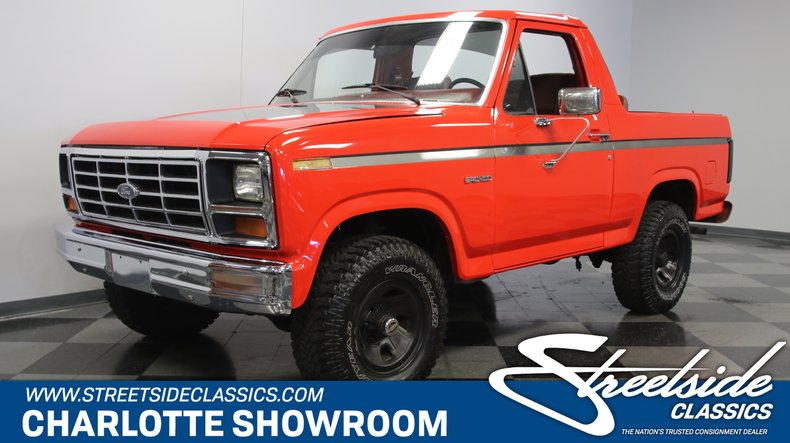 For Sale: 1985 Ford Bronco