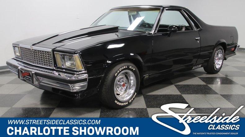 For Sale: 1978 Chevrolet El Camino