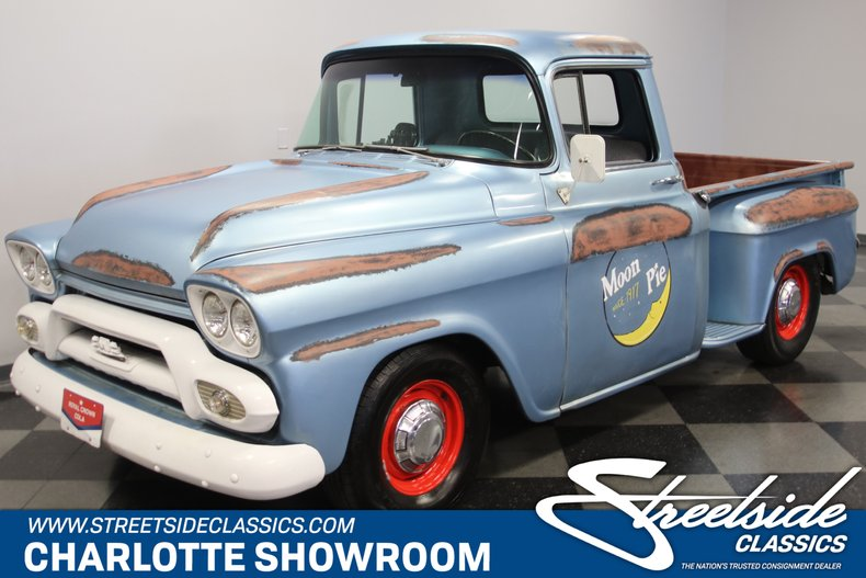 For Sale: 1958 GMC 3100