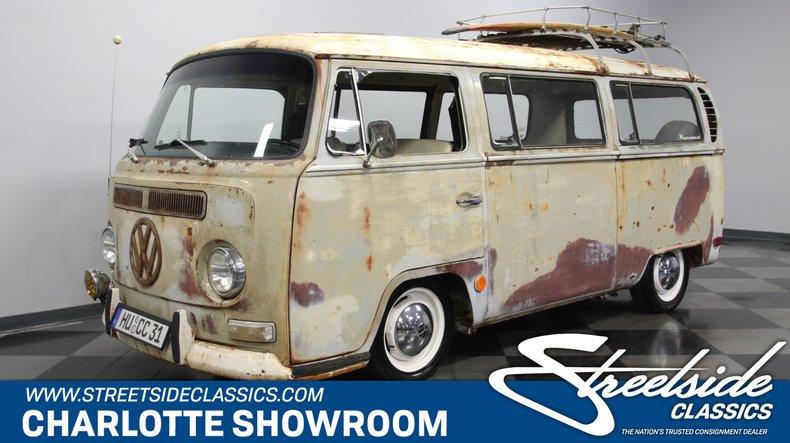 For Sale: 1970 Volkswagen Type 2