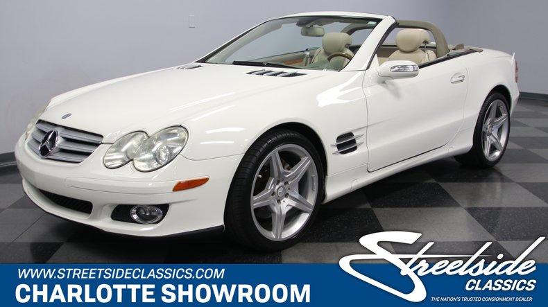 For Sale: 2007 Mercedes-Benz SL 550 AMG