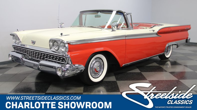 For Sale: 1959 Ford Skyliner