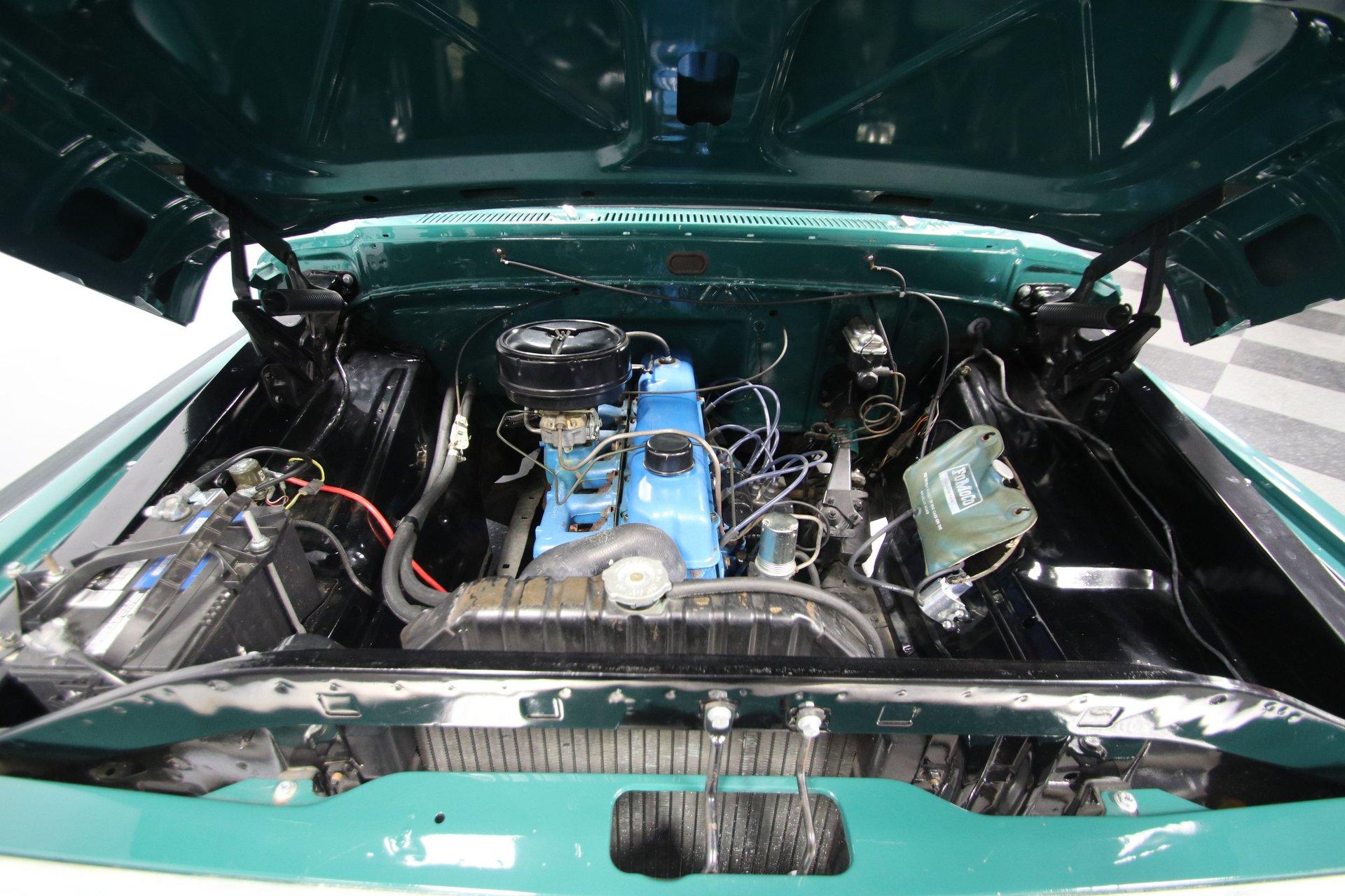 1967 ford f 100 custom cab