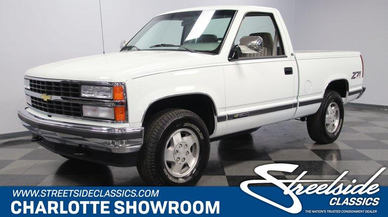For Sale: 1993 Chevrolet Silverado