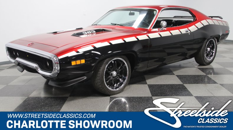 For Sale: 1971 Plymouth Road Runner
