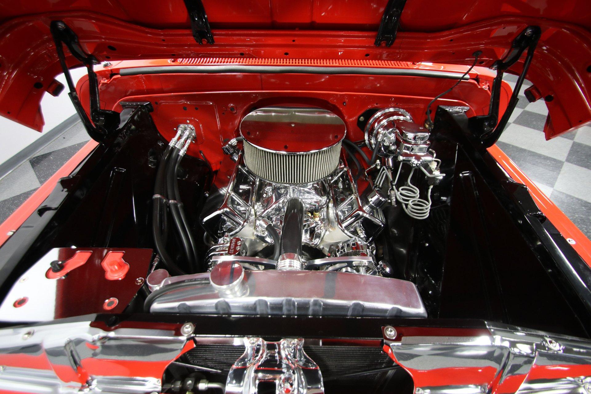 1962 chevrolet c10 restomod