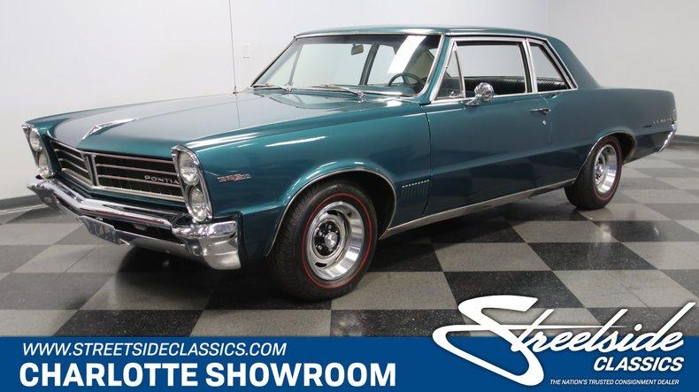 For Sale: 1965 Pontiac LeMans