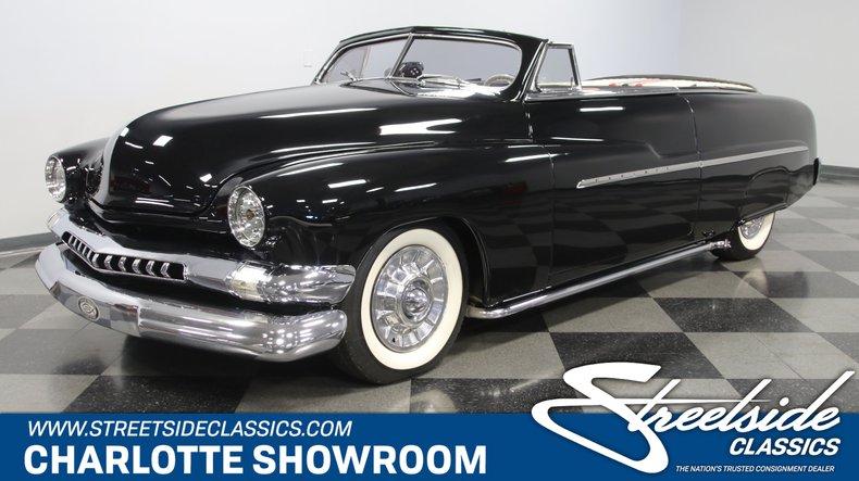 For Sale: 1951 Mercury Eight