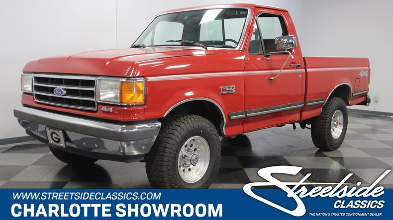 For Sale: 1991 Ford F-150