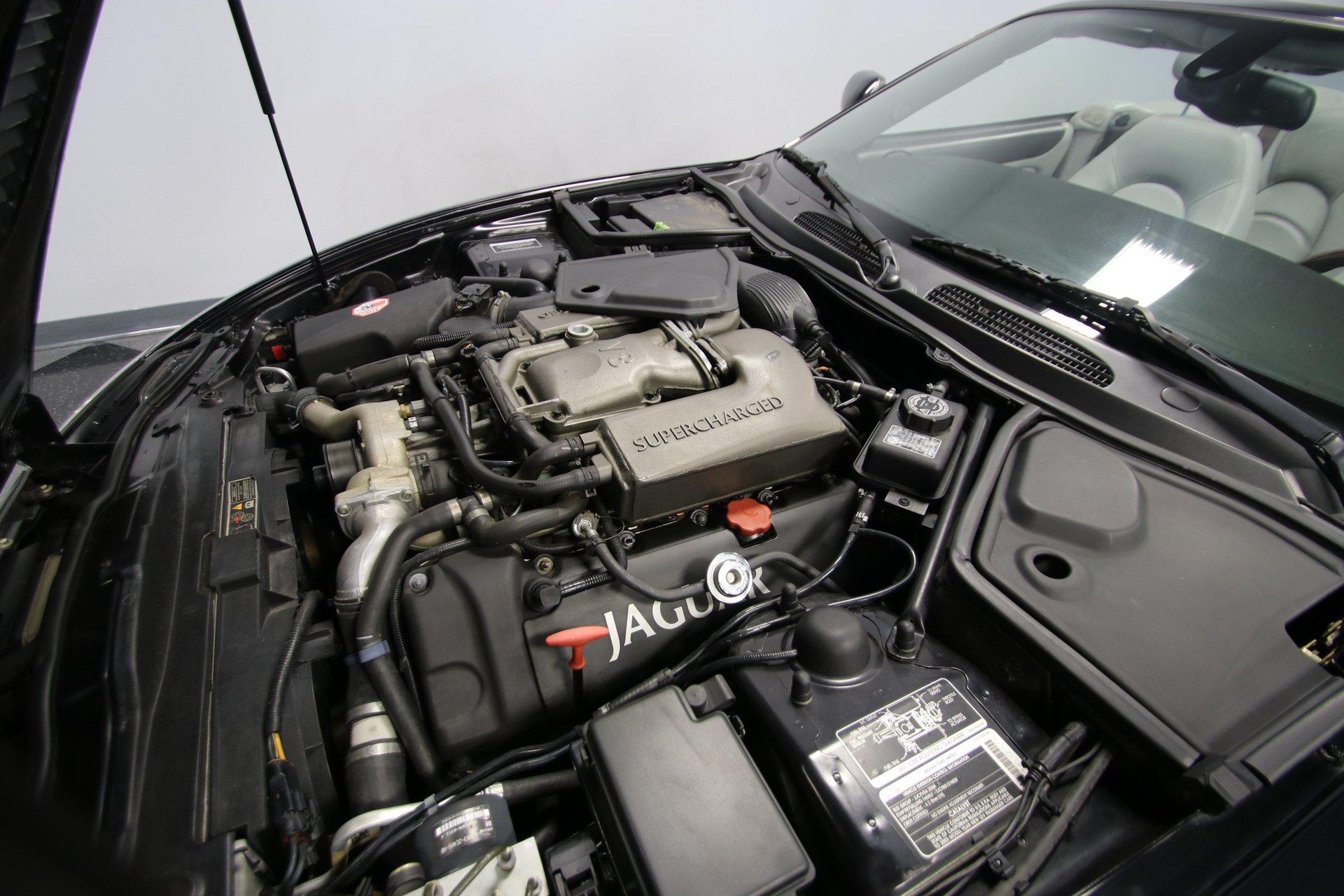 2003 jaguar xkr supercharged