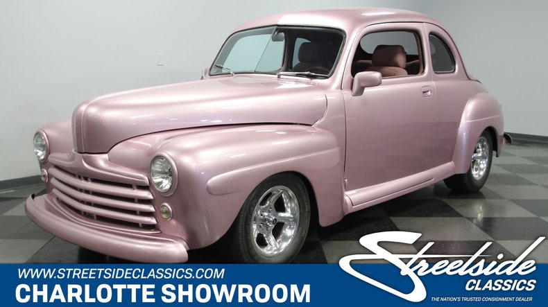For Sale: 1948 Ford Deluxe