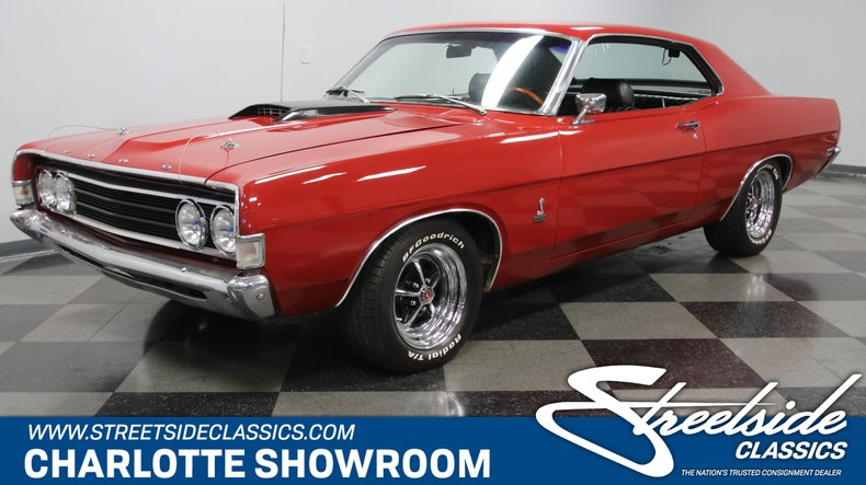 For Sale: 1969 Ford Fairlane
