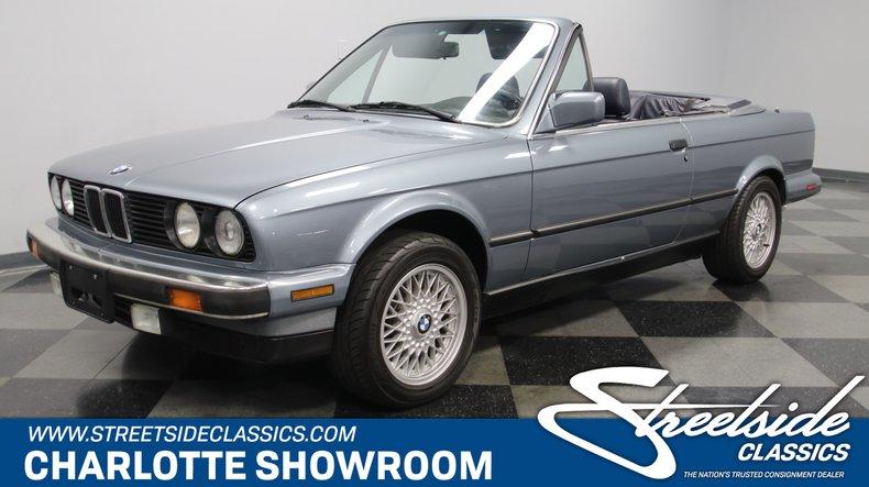 For Sale: 1989 BMW 325i