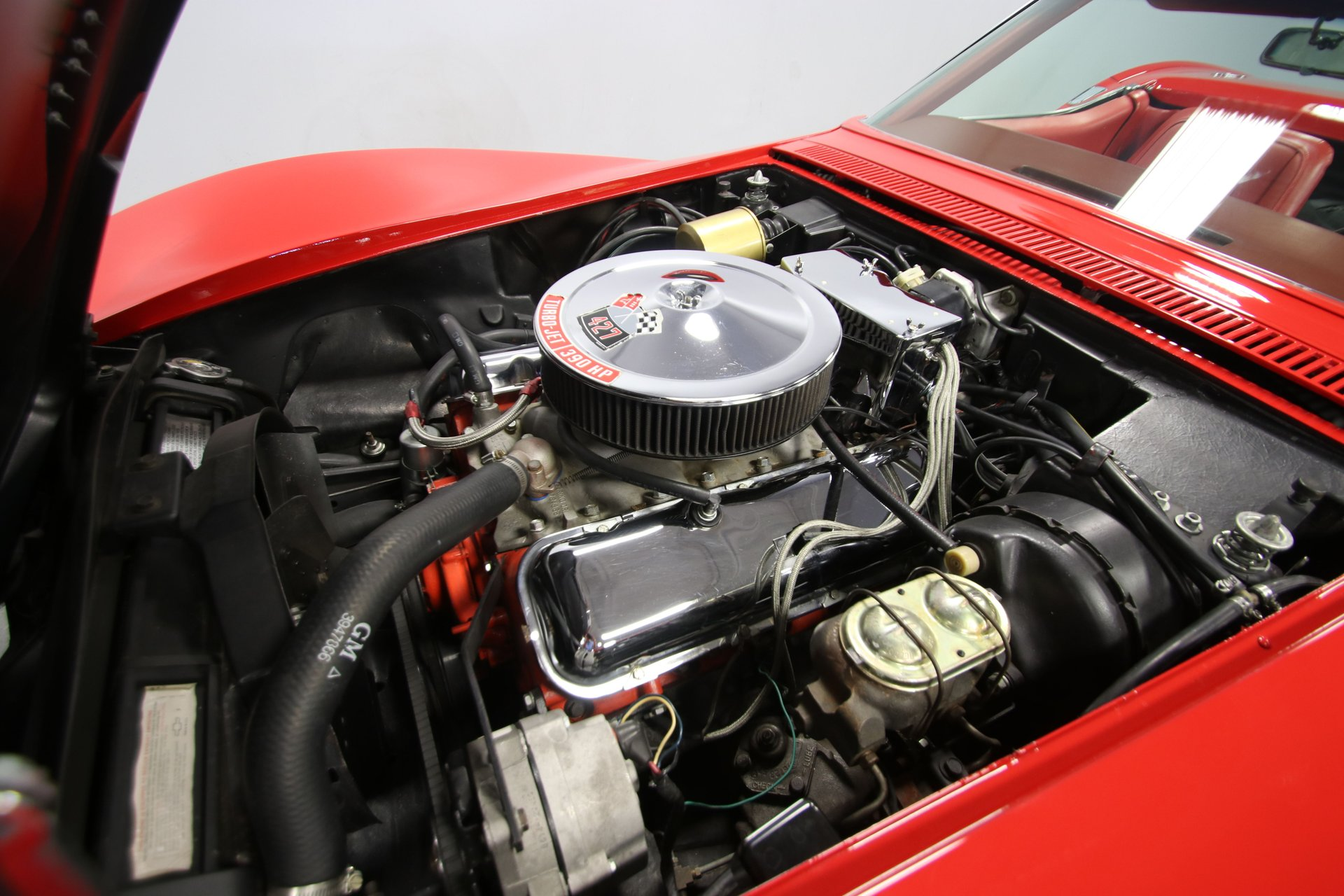 1968 chevrolet corvette l36 427 390hp convertible