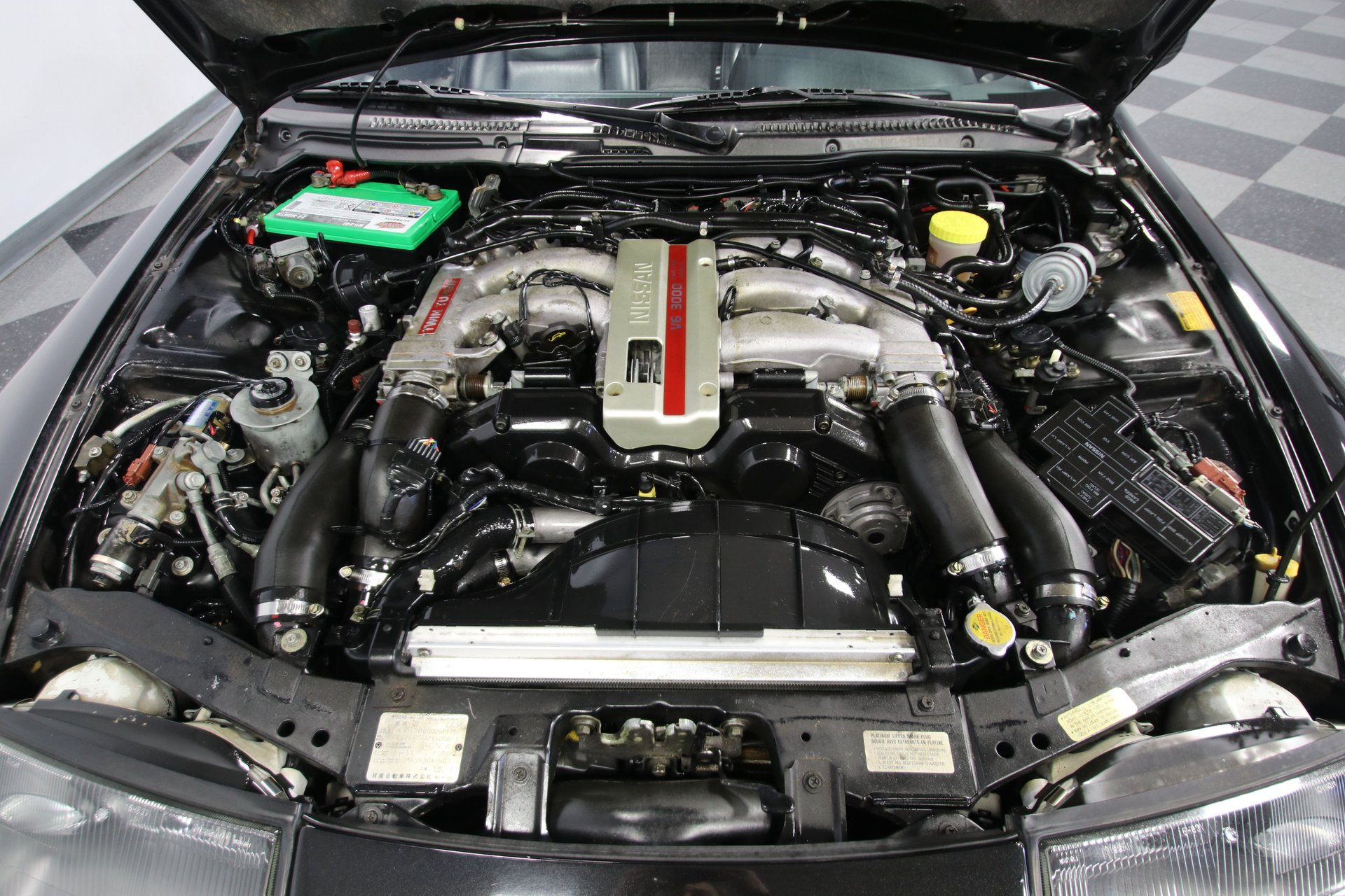 1991 nissan 300zx twin turbo