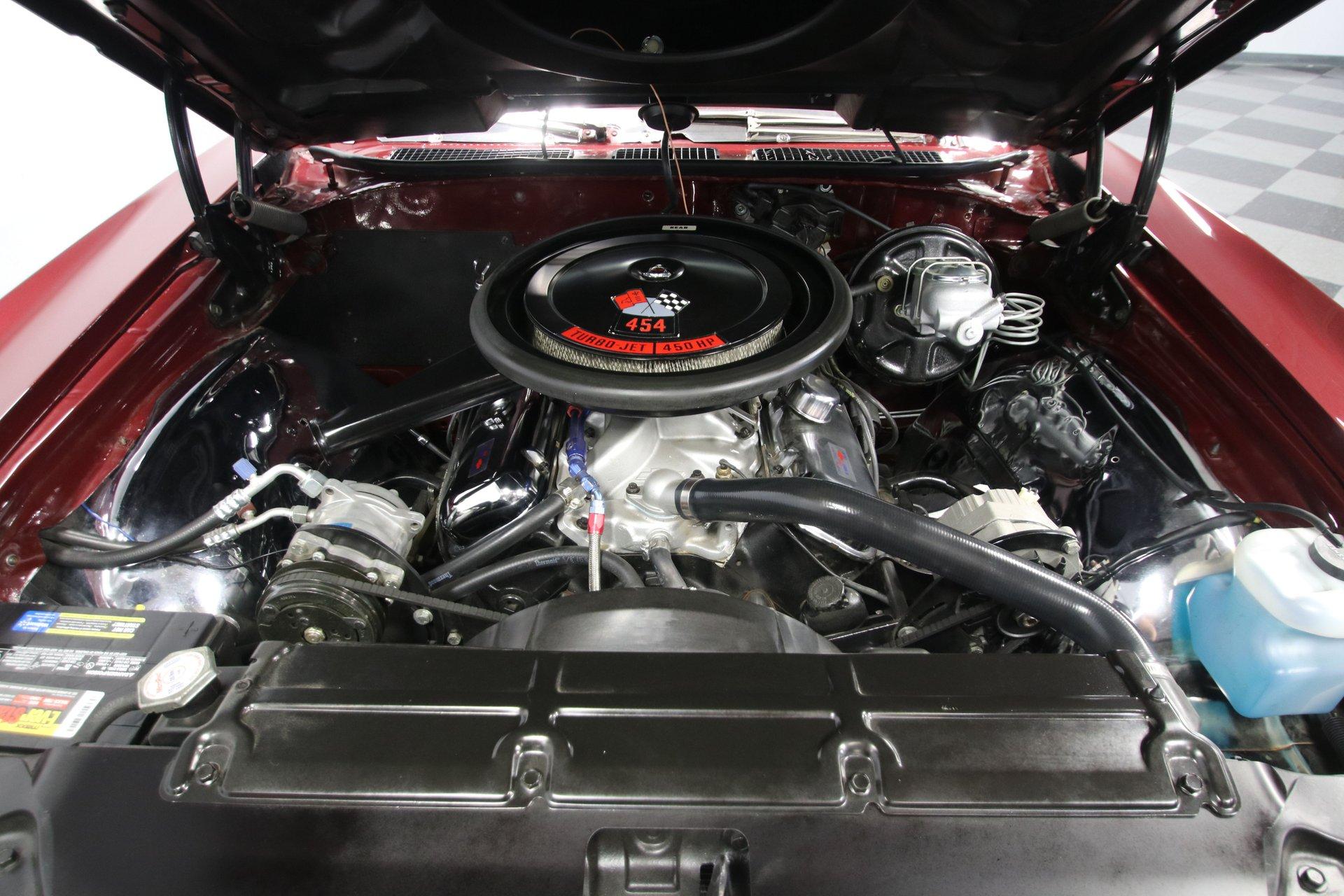 1970 chevrolet chevelle ss restomod convertible