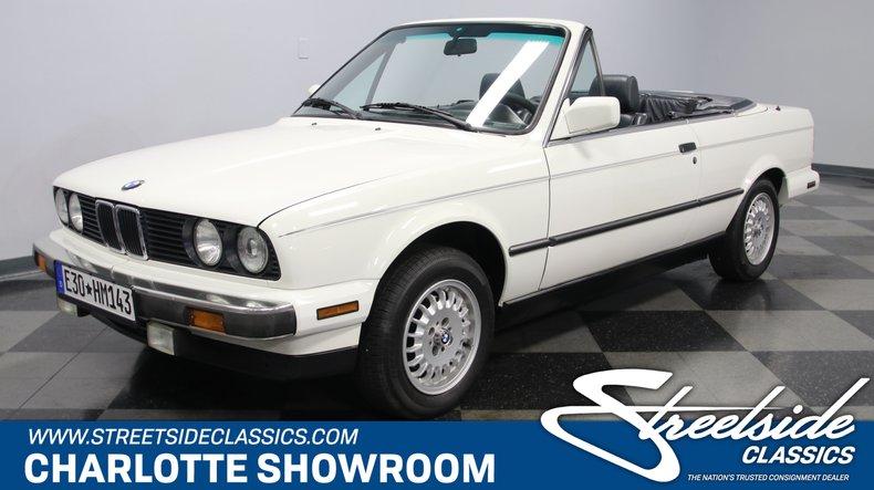 For Sale: 1988 BMW 325i