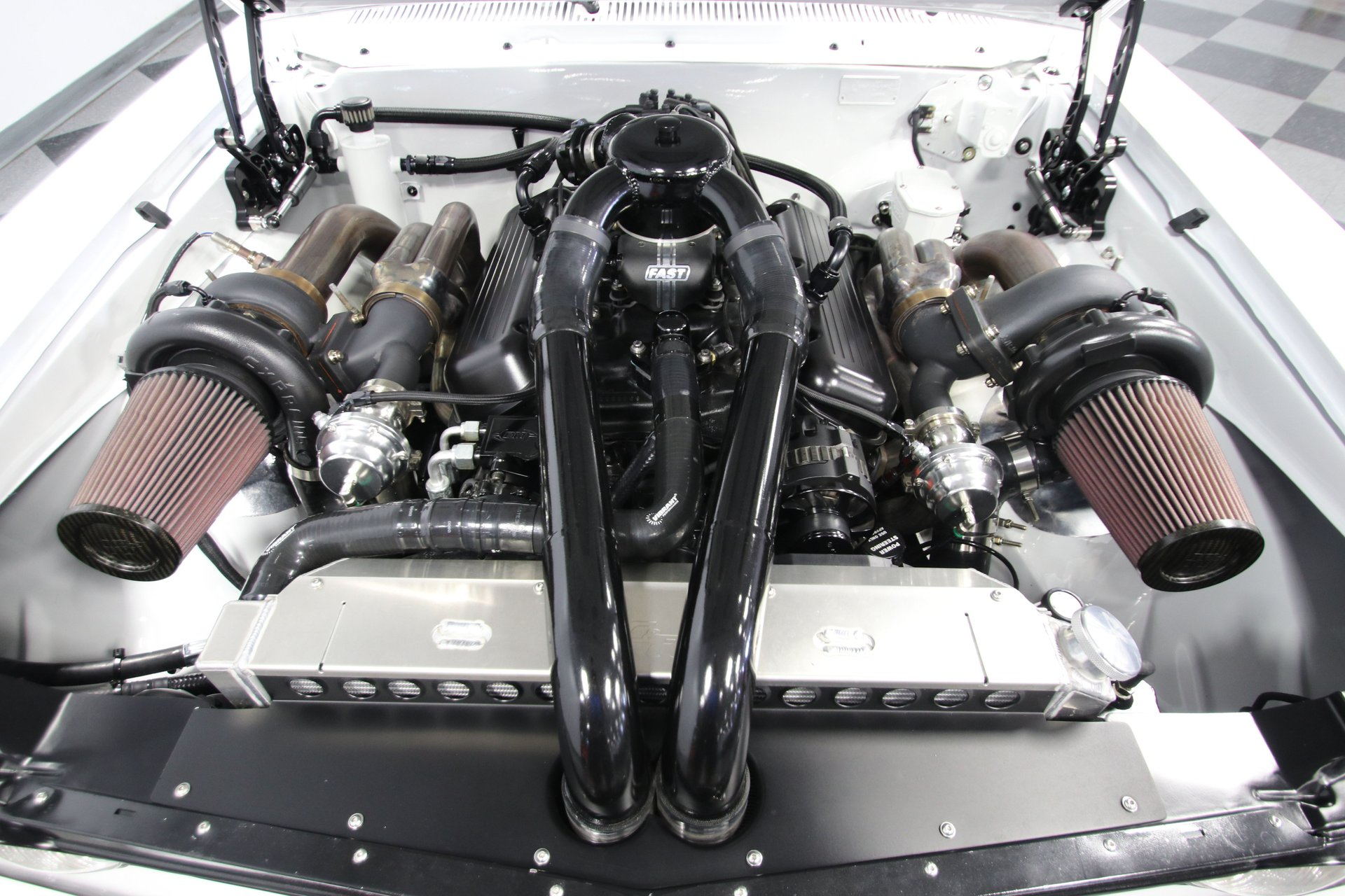 1967 chevrolet chevelle ss twin turbo 454 pro touring