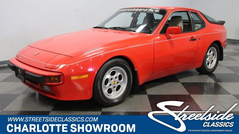 For Sale: 1986 Porsche 944